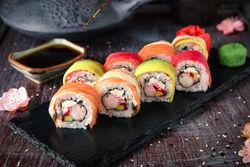 Savourez le bon gout du sushi