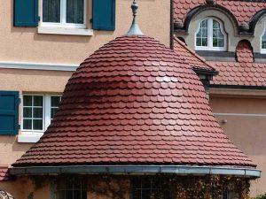 différents types de tuiles pour toitures de maison